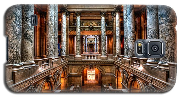 Minnesota State Capitol Galaxy S5 Case by Amanda Stadther