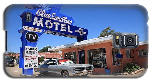 Route 66 - Blue Swallow Motel Galaxy S5 Case