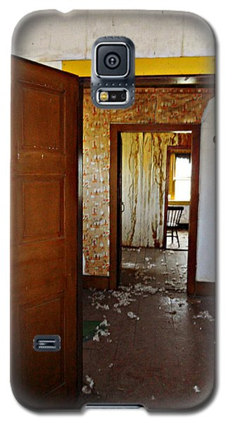 The Perfect Creepy House Galaxy S5 Case