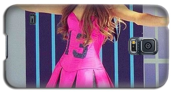 Nerd Galaxy S5 Case - 13💁||#arianagrande by Cherlee Games