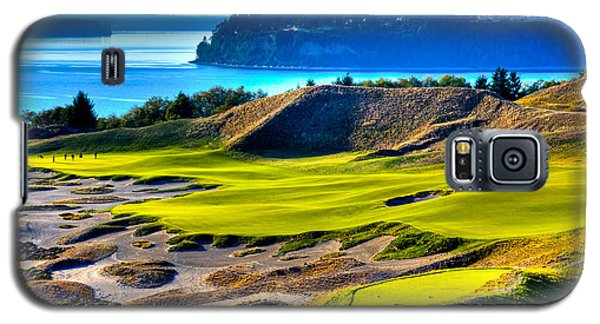 #14 At Chambers Bay Golf Course - Location Of The 2015 U.s. Open Tournament Galaxy S5 Case