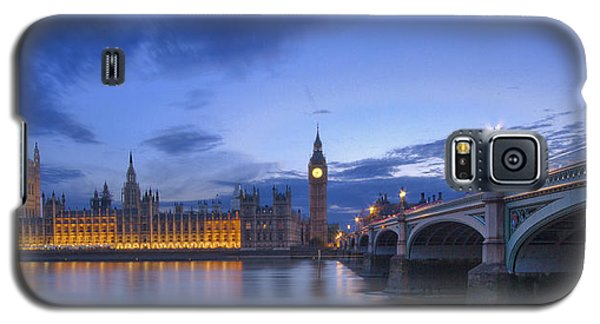 Big Ben And The Houses Of Parliament  Galaxy S5 Case