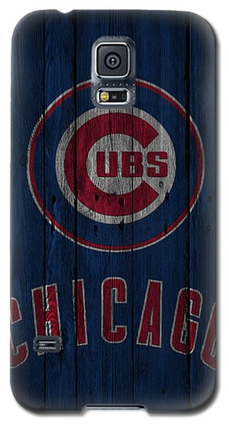 Bat Galaxy S5 Case - Chicago Cubs by Joe Hamilton