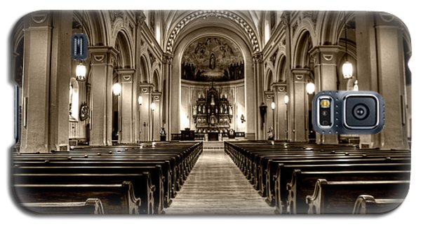 Church Of The Assumption Galaxy S5 Case by Amanda Stadther