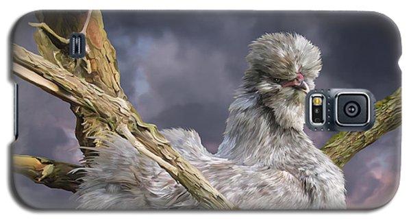 14. Cuckoo Bush Galaxy S5 Case