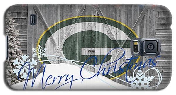 Green Bay Packers Galaxy S5 Case by Joe Hamilton