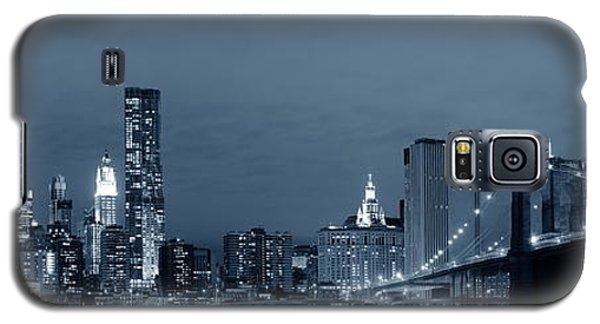 Manhattan Downtown Galaxy S5 Case