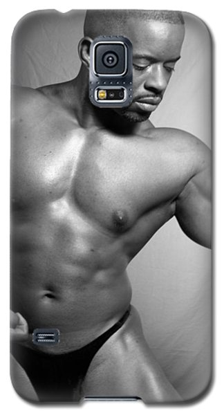 Galaxy S5 Case featuring the photograph The Poser by Jake Hartz