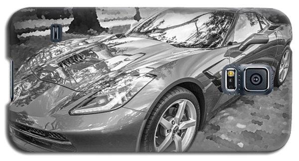 2014 Chevrolet Corvette C7 Bw   Galaxy S5 Case