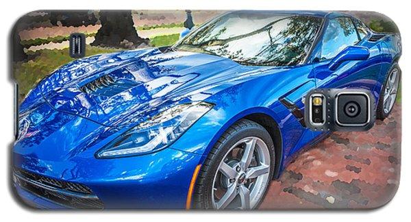 2014 Chevrolet Corvette C7 Galaxy S5 Case