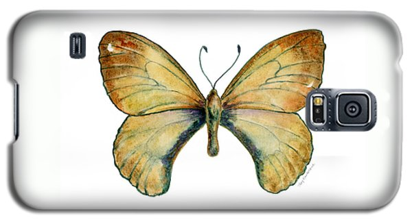 15 Clouded Apollo Butterfly Galaxy S5 Case