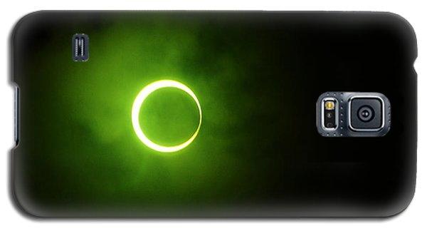 15 January 2010 Solar Eclipse Maldives Galaxy S5 Case