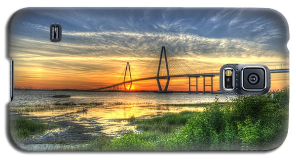 Lowcountry Sunset Galaxy S5 Case