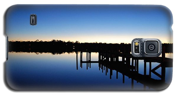 15 Minutes Before Sunrise Galaxy S5 Case by Michele Kaiser