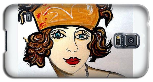 Art Deco  Hilda Galaxy S5 Case