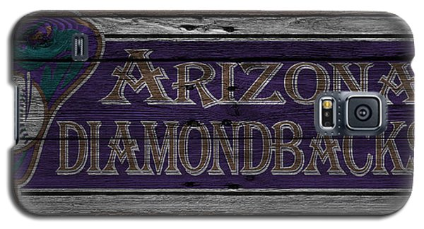 Arizona Diamondbacks Galaxy S5 Case by Joe Hamilton