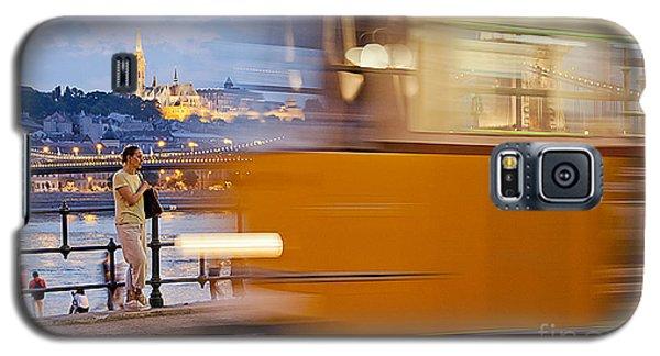 Budapest By Night Galaxy S5 Case by Odon Czintos