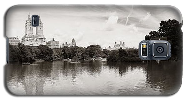 Central Park Spring Galaxy S5 Case