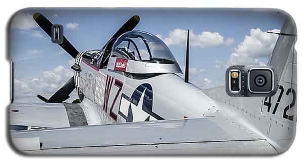 P-51 Mustang Galaxy S5 Case