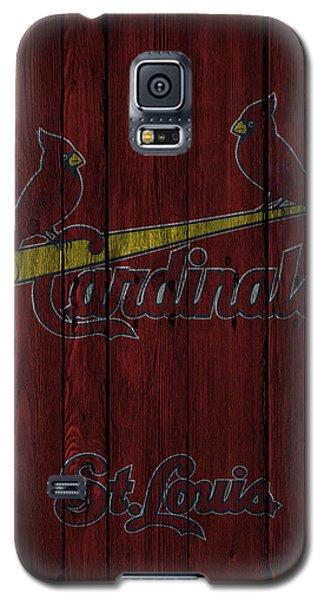 St Louis Cardinals Galaxy S5 Case