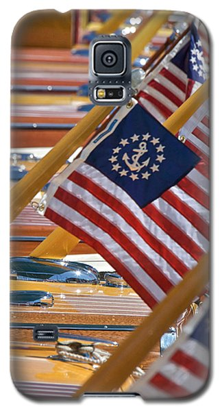 Stars And Stripes Galaxy S5 Case