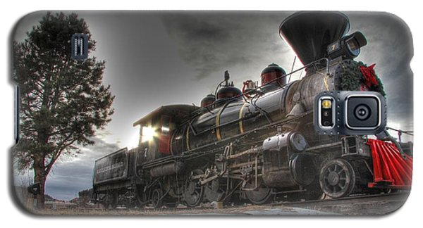 1880 Train Galaxy S5 Case