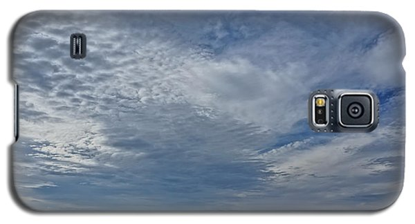 Galaxy S5 Case featuring the photograph 18th Birthday Sky by Ronda Broatch