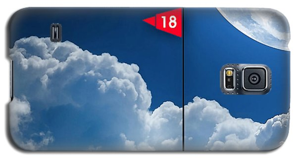 18th Hole Galaxy S5 Case by Marvin Blaine
