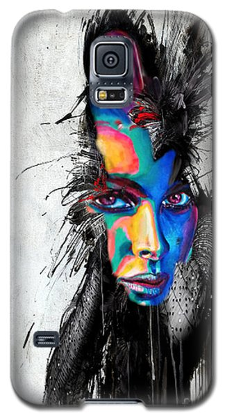 Facial Expressions Galaxy S5 Case