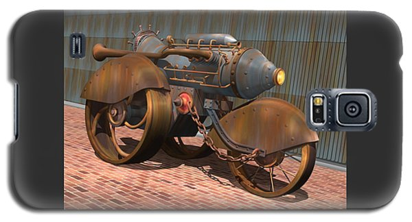 1902 Steam Trike Galaxy S5 Case