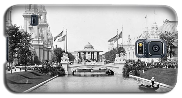 1904 Worlds Fair Lagoon And Electricity Building Galaxy S5 Case