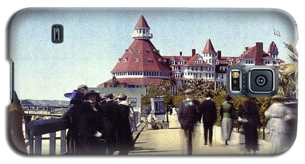 1906 Del Boardwalk Galaxy S5 Case
