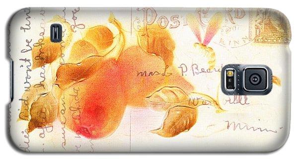1907 Vintage Pears Postcard Galaxy S5 Case