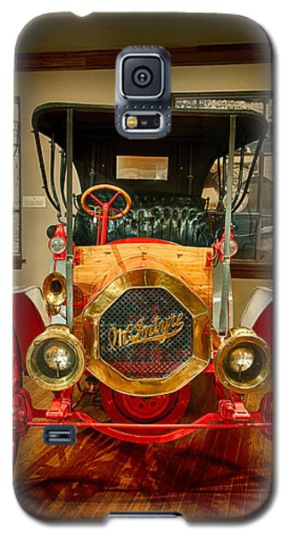 1909 Mcintyre Touring Classic Galaxy S5 Case