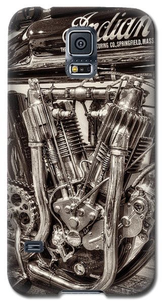1912 Indian Twin Galaxy S5 Case