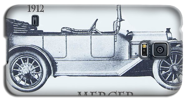 1912 Mercer Galaxy S5 Case