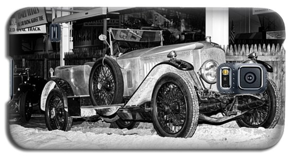 Galaxy S5 Case featuring the photograph 1921 Vauxhall 30/98e by Boris Mordukhayev