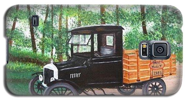 1925 Model T Ford Galaxy S5 Case