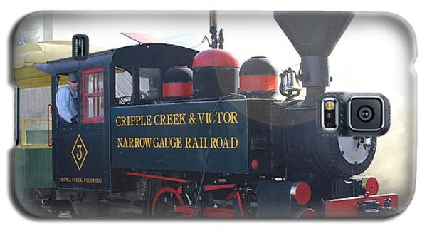 1927 Porter Train Engine Galaxy S5 Case