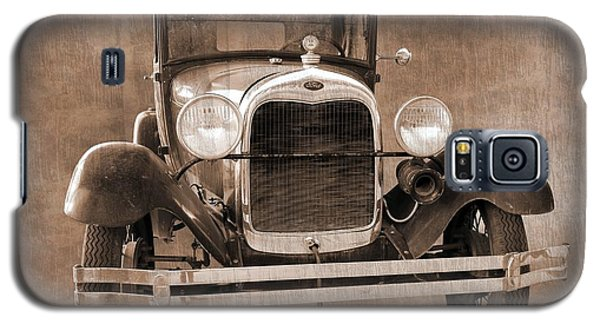 1928 Ford Model A Coupe Galaxy S5 Case