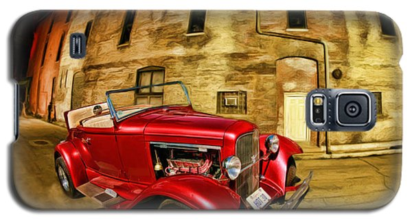 1930 Ford Model A Galaxy S5 Case