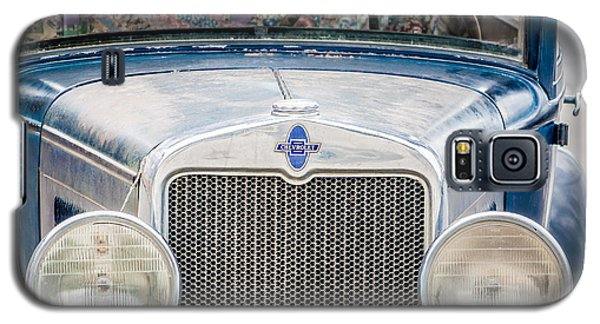 1930's Chevy Headlights Galaxy S5 Case by Dawn Romine
