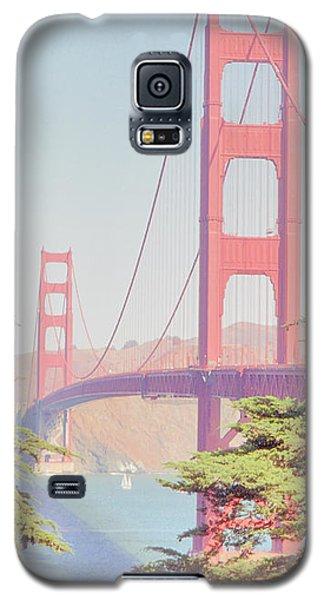 1930s Golden Gate Galaxy S5 Case