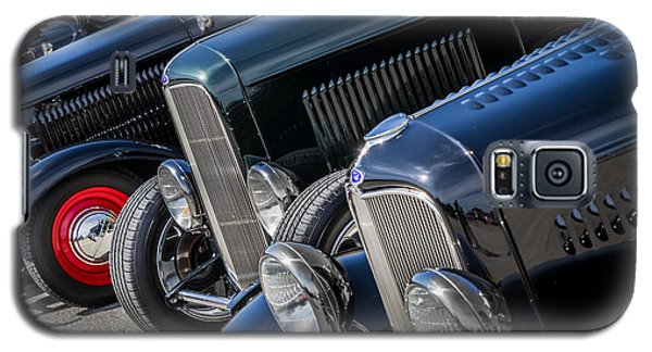 1932 Ford Roadster Coupes With Louvered Hoods Galaxy S5 Case