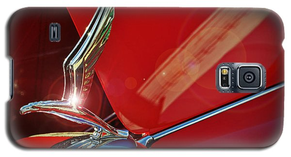 1933 Chevrolet Hood Ornament Galaxy S5 Case