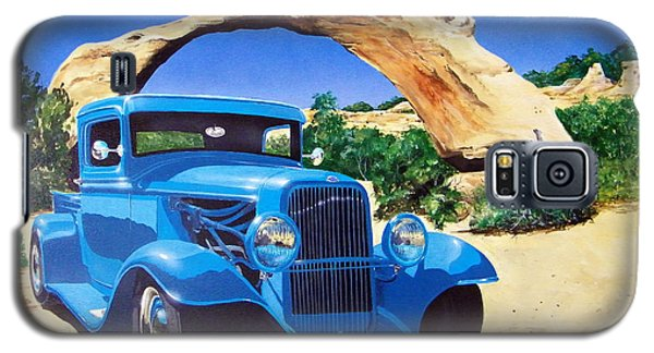 1933 Ford Pickup Galaxy S5 Case