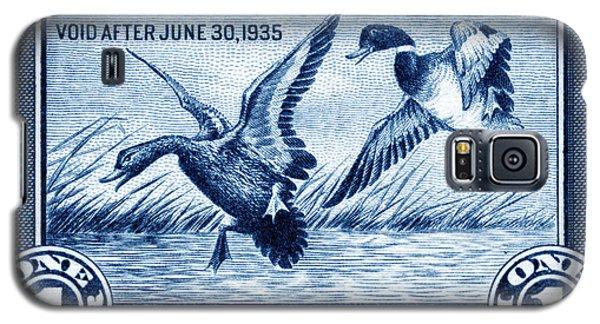 1934 American Bird Hunting Stamp Galaxy S5 Case