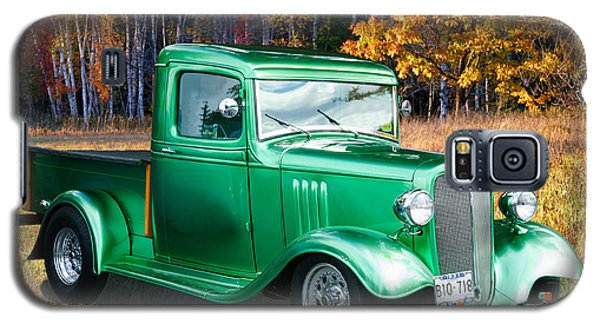1934 Chev Pickup Galaxy S5 Case