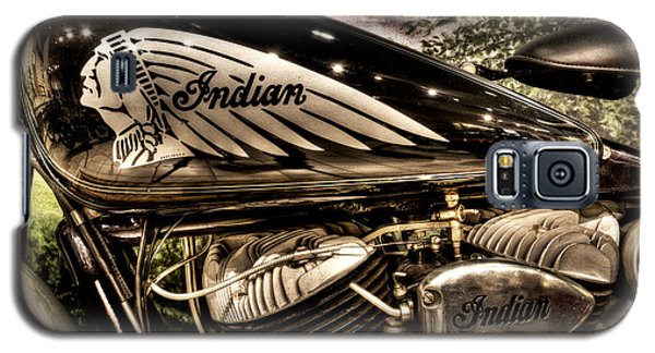 1934 Indian Chief Galaxy S5 Case