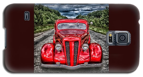 1935 Ford Window Coupe Galaxy S5 Case